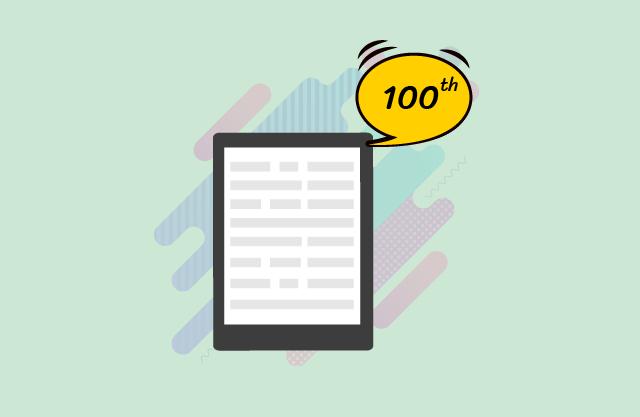 100thebook