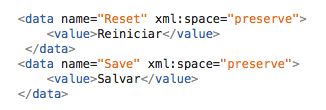 .Resx File With Localized values