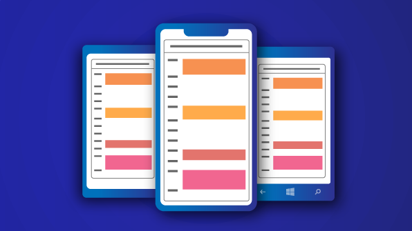 Create a Scheduling App using Scheduler for Xamarin | Syncfusion Blogs