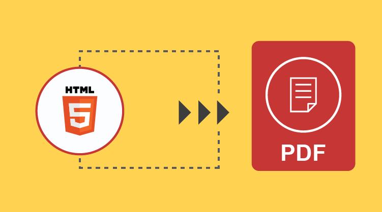 HTML to PDF Conversion - WebKit Rendering Engine
