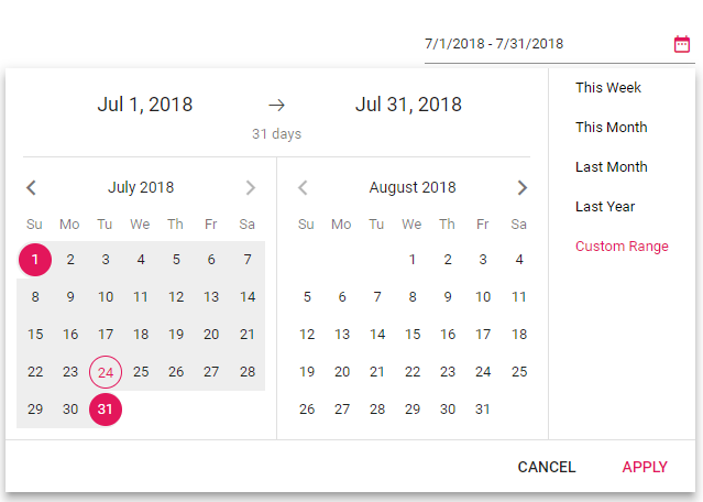 Handling Dates with JavaScript Calendars Package