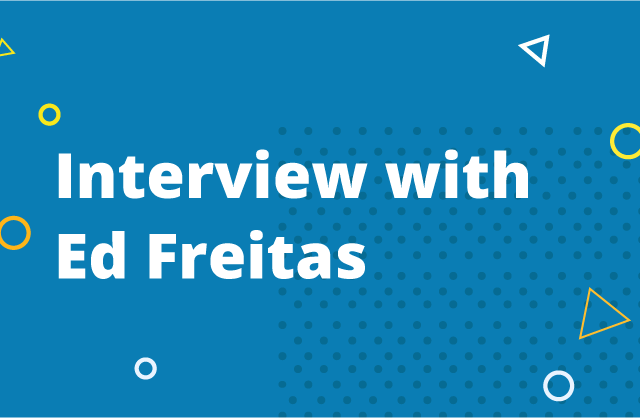 interviewwithedfereitas