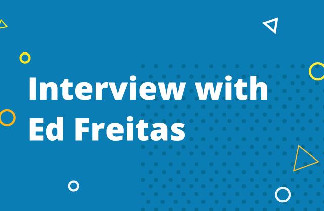 interviewwithedfereitas