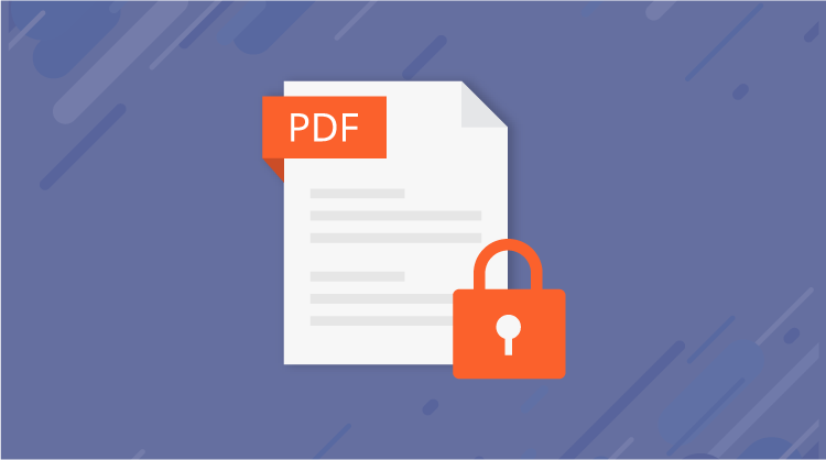 Now your PDF documents are safer!   Syncfusion Blogs
