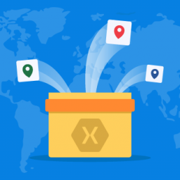 Xamarin.Forms Maps what's new tile image