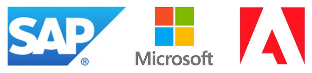 open-data-initiative-sap-microsoft-adobe-logos