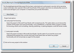 vs2008warning