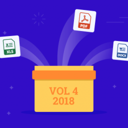 what new file format 2018 volume 4