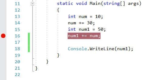 Code with Breakpoint