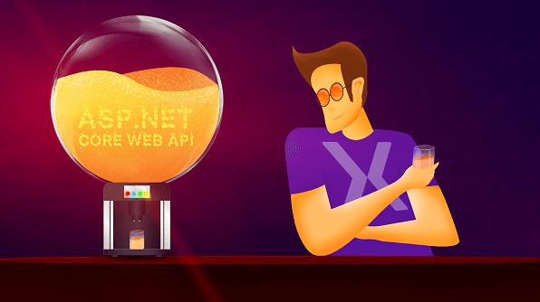 ASP.NET Core Web API in Xamarin