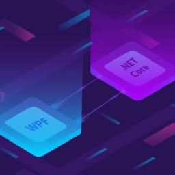 WPF - .NET Core Image