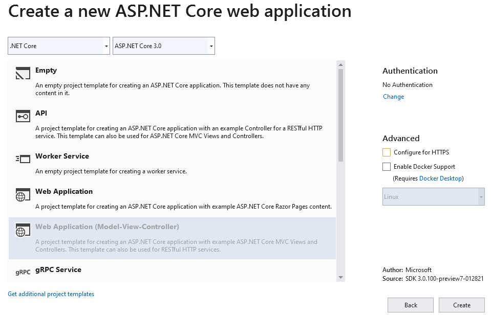 How to Build a CRUD Application with ASP NET Core 3 0