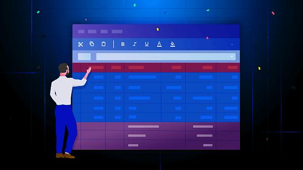 Introducing JavaScript Spreadsheet in Essential JS 2