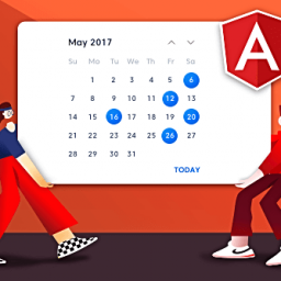 Getting started with Angular Calendar component