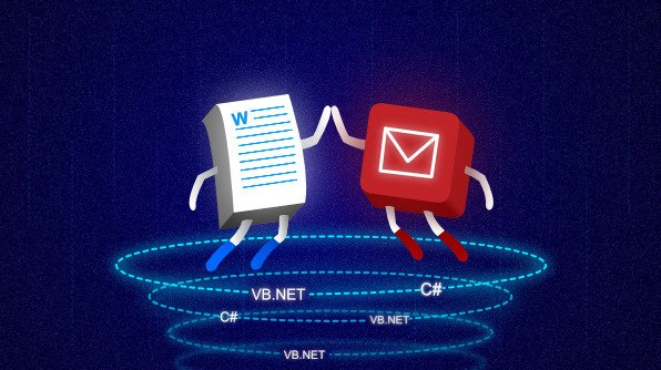 The ultimate guide to Mail merge Word documents in C# and VB.NET