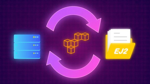 Synchronize Amazon S3 Storage Files with Essential JS 2 File Manager