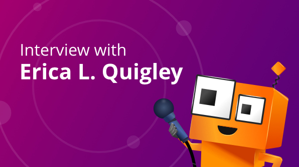 Interview with Erica L. Quigley illustration