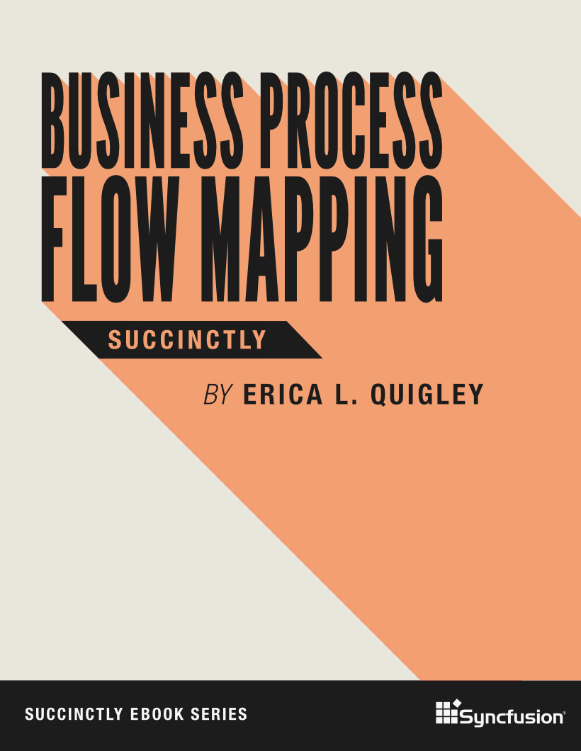 cover for ebook Business Process Flow Mapping Succinctly