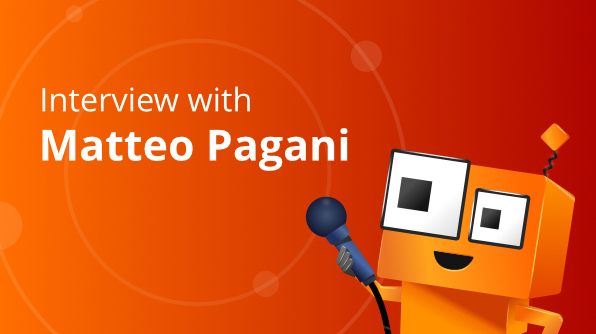 Interview with Matteo Pagani