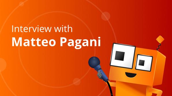 Interview with Matteo Pagani