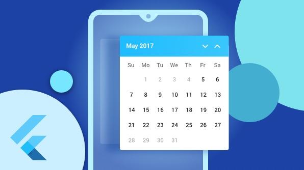Introducing Calendar Widget in Flutter