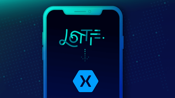 Lottie animations in Xamarin Forms