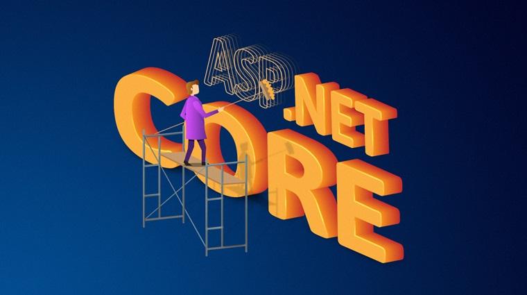 Scaffolding ASP.NET Core