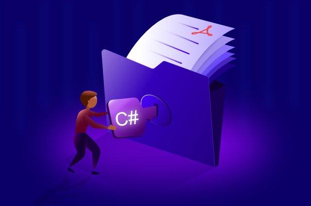 Encrypt and decrypt PDF using CSharp