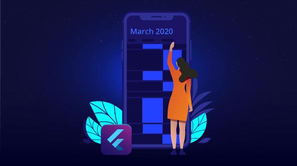 How to Create a Scheduling Application Using Flutter Event Calendar