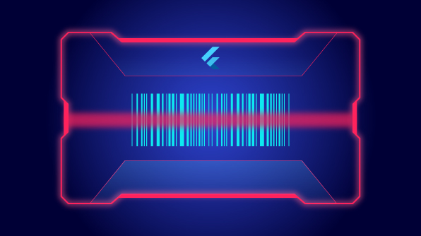 Introducing new flutter barcode generator widget