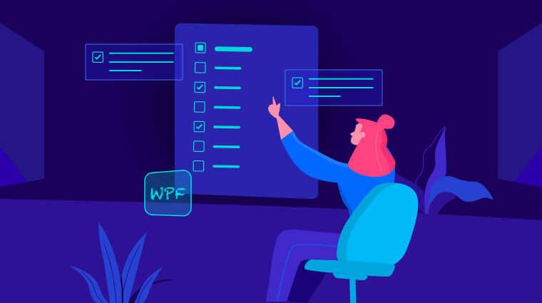 Exploring Syncfusion's CheckedListBox Control for WPF