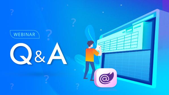 blazor datagrid webinar q and a