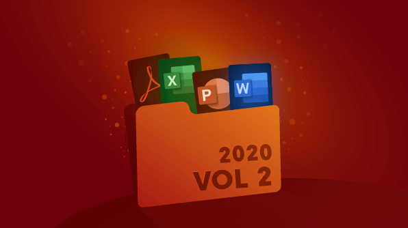 What's New in 2020 Volume 2 File-Format Libraries