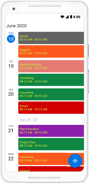 Appointment Text Style Customization in Schedule View