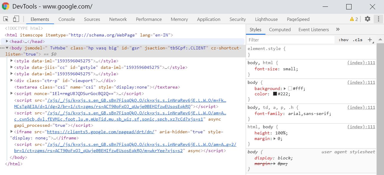 Chrome DevTools - Front-End Web Development Tool