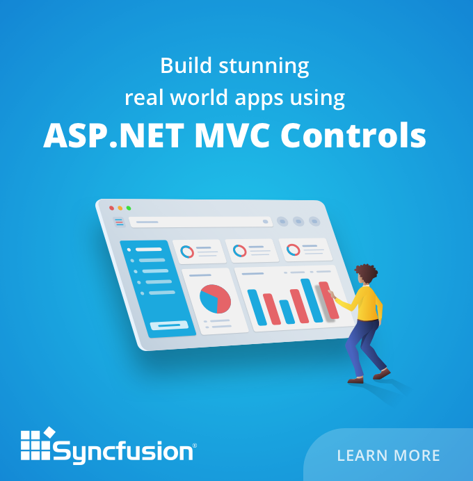 Syncfusion Ad