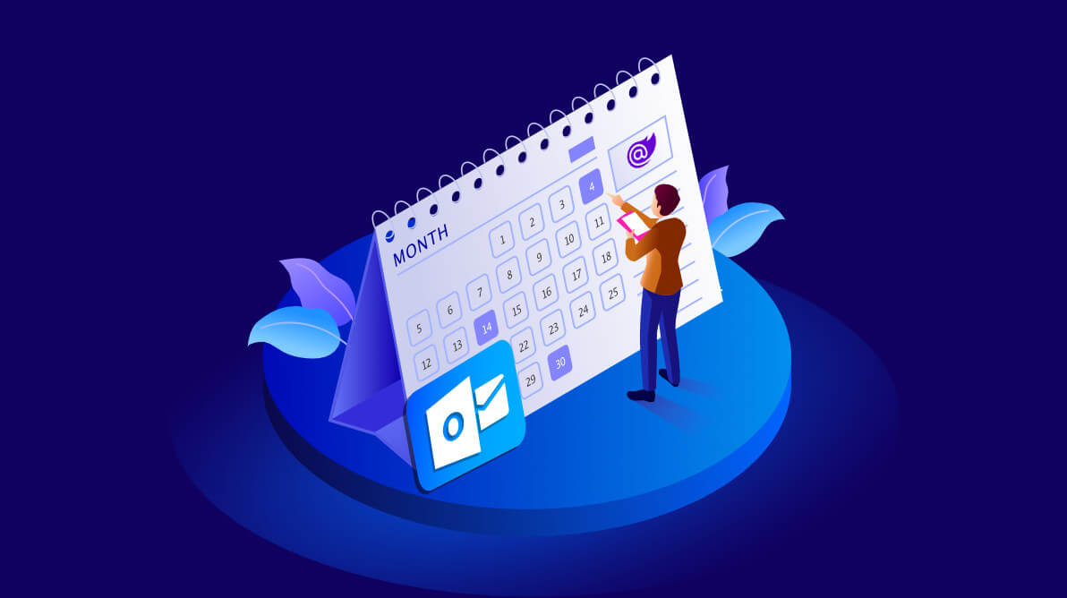 How to Access Microsoft Graph Calendar Events with Syncfusion Blazor Scheduler