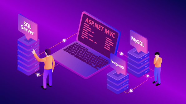 How to Migrate SQL Server in an ASP.NET MVC Application to MySQL and PostgreSQL
