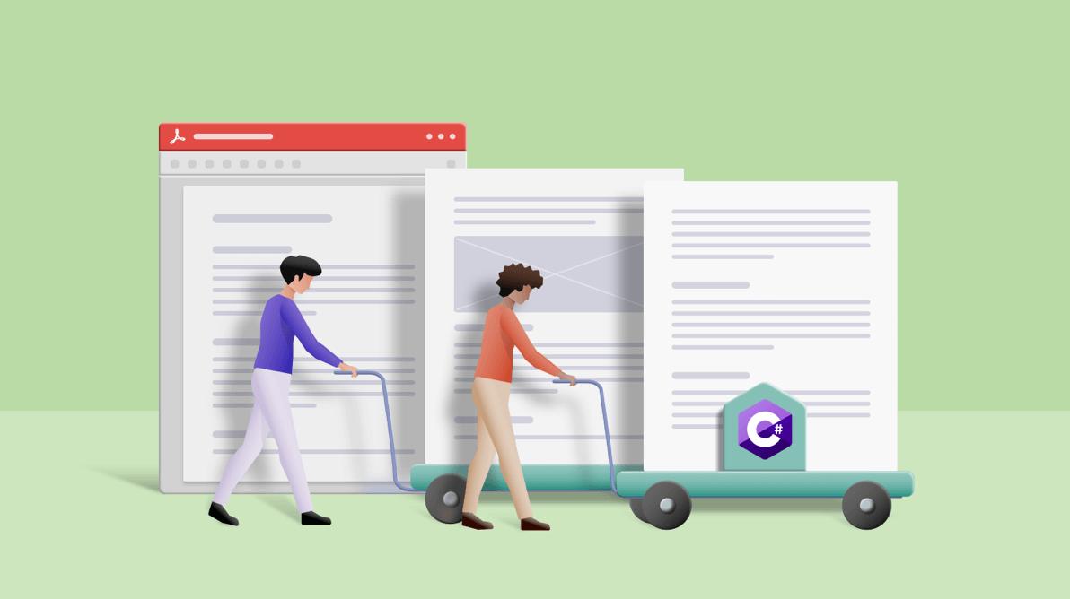 6 Easy Ways to Split a PDF Document Using C#