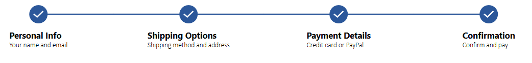 WPF Step Progress bar-vertical orientation
