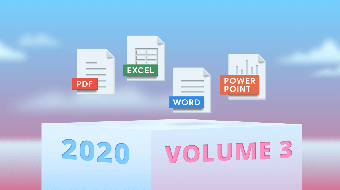 What's New in 2020 Volume 3: File-Format Libraries