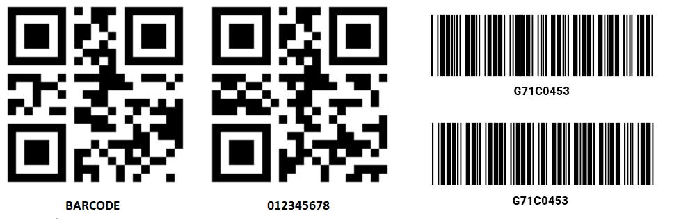 WinUI Barcodes