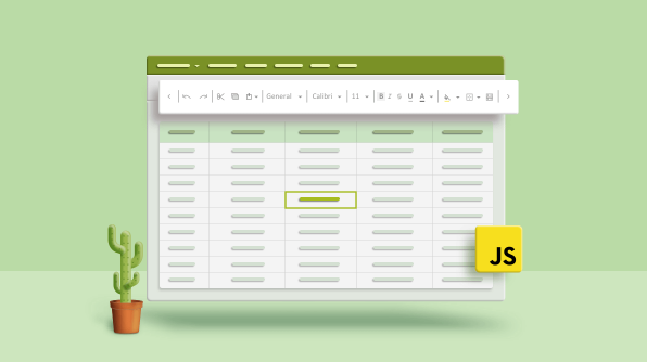 Formatting the Essential JavaScript Spreadsheet: Cell Formatting
