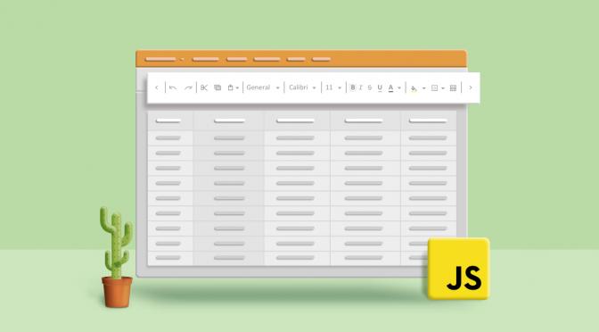 Formatting the Essential JavaScript Spreadsheet: Cell Formatting