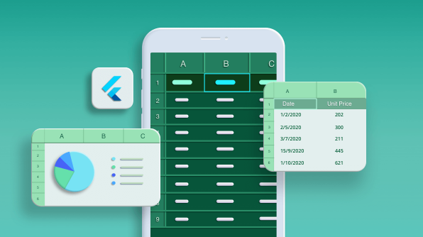 Introducing Excel Library for Flutter