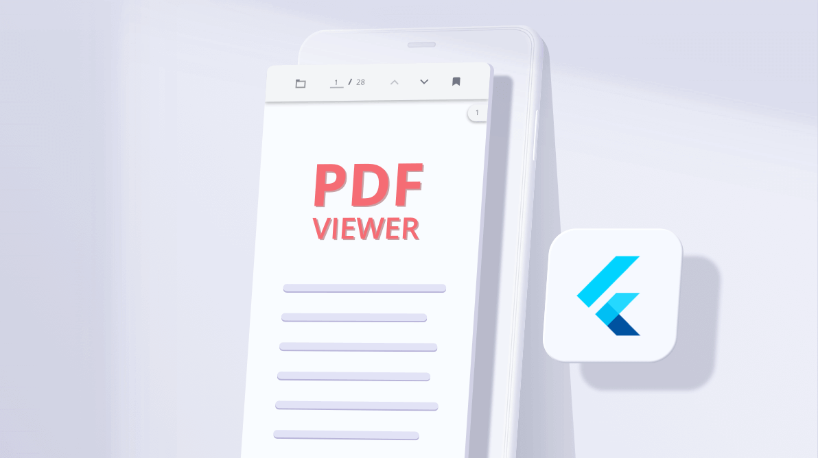 Introducing Syncfusion PDF Viewer Widget for Flutter