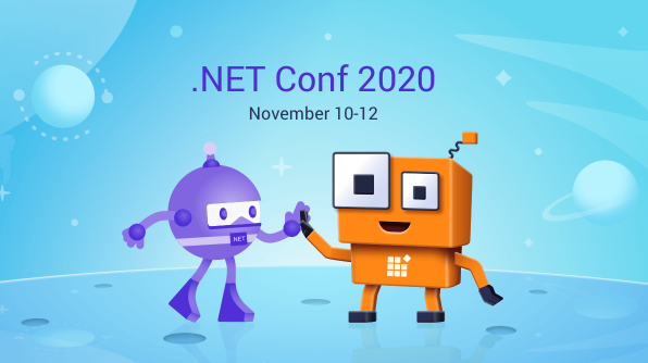 Syncfusion Sponsors .NET Conf 2020