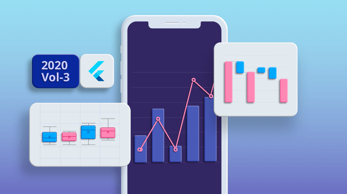 What's New in 2020 Volume 3: Flutter Charts
