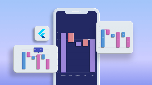 Introducing the Waterfall Chart in Flutter