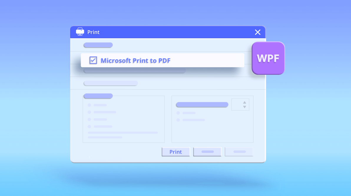 Printing PDF Files in WPF—A Complete Guide